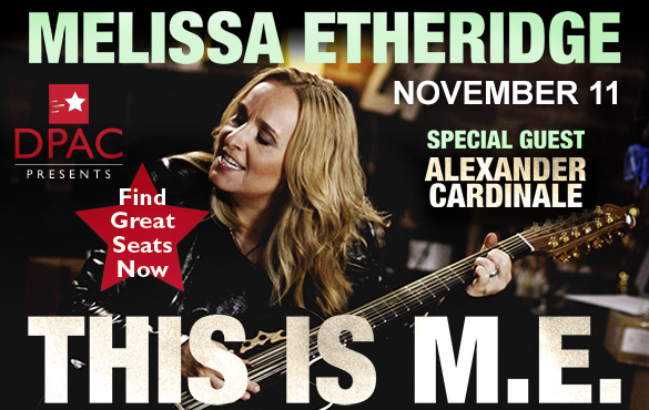 Melissa Etheridge This is M. E. Tour poster